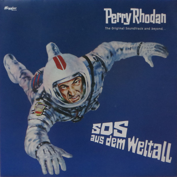 1961 Perry Rhodan: Gutbrain Records